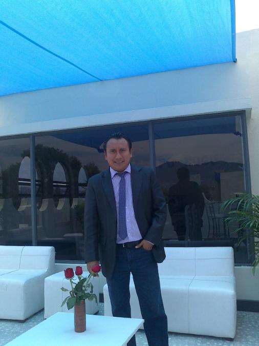 Gabriel Cabrera, 43, Morelia, Mexico