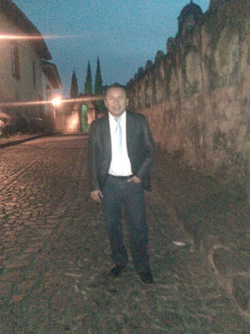 Gabriel Cabrera, 42, Morelia, Mexico