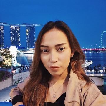 Qiqi Rezky, 29, Jakarta, Indonesia