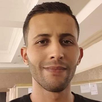 Nabil Rabhi, 32, Doha, Qatar