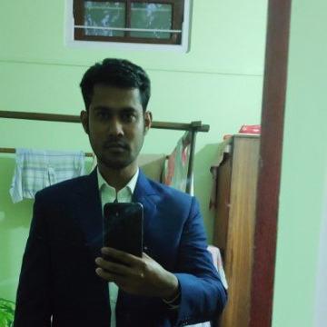 Palash Pratim, 32, Ottawa, Canada