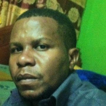 Mathew Gasper, 32, Dar es Salaam, Tanzania