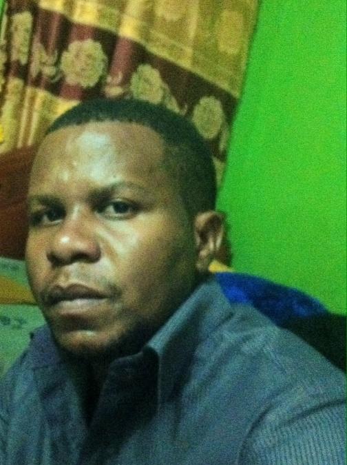 Mathew Gasper, 34, Dar es Salaam, Tanzania
