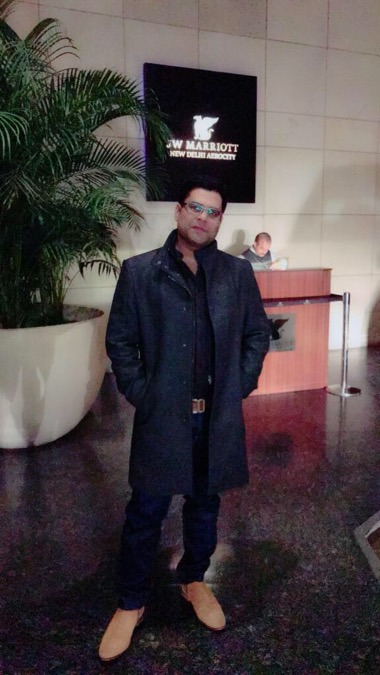 rohit  chaudhary, 29, New Delhi, India