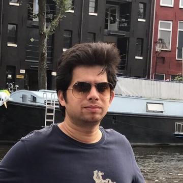Abhay rastogi, 33, New Delhi, India