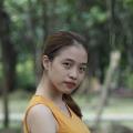 Charlene King, 21, Manila, Philippines