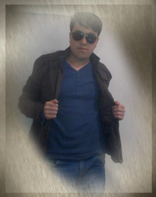 Azik Quliyev, 25, Baku, Azerbaijan