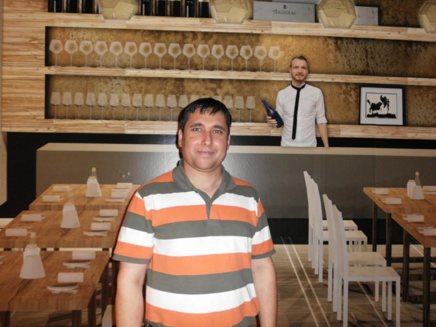 afzal Khan , 42, Leipzig, Germany