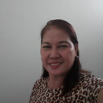 Rose Cuenco, 55, Kuala Lumpur, Malaysia