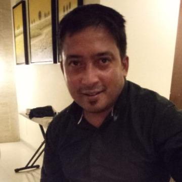 Indi Neil, 43, New Delhi, India