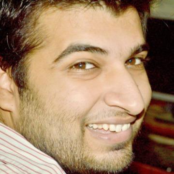 Umais Ali Sajid, 30, Lahore, Pakistan