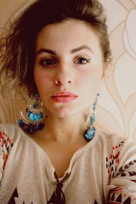 Julia, 26, Homyel, Belarus