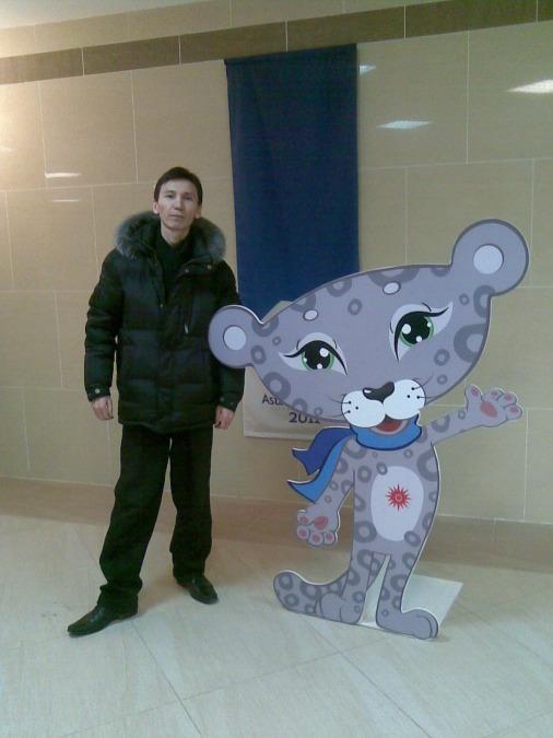 Jan, 35, Karagandy, Kazakhstan