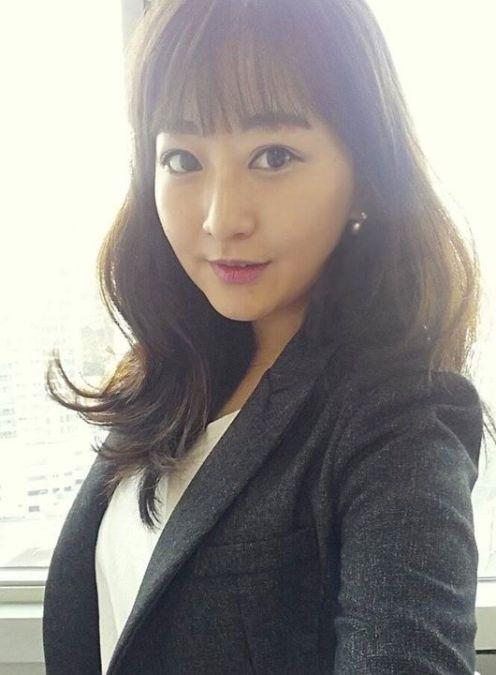 Arina Kim, 34, Pusan, South Korea