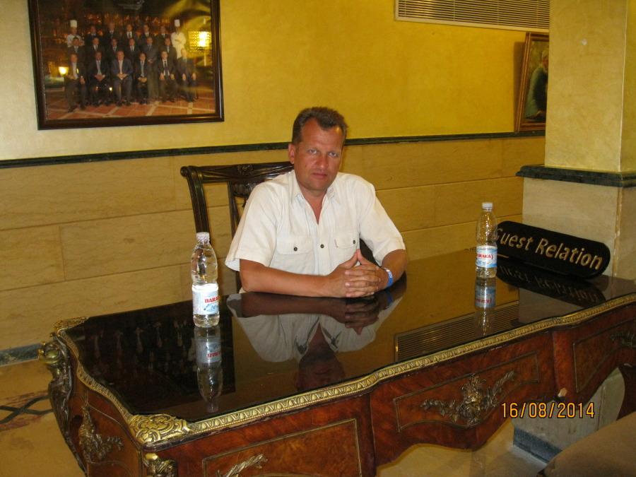Alexey Bukarev, 50, Penza, Russian Federation