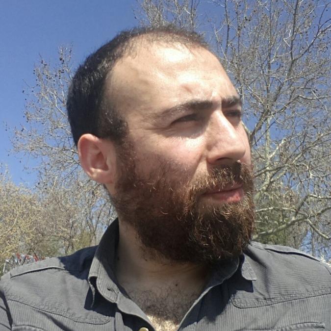 Hasan İskender, 34, Istanbul, Turkey