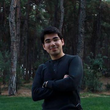 Ali, 28, Ankara, Turkey