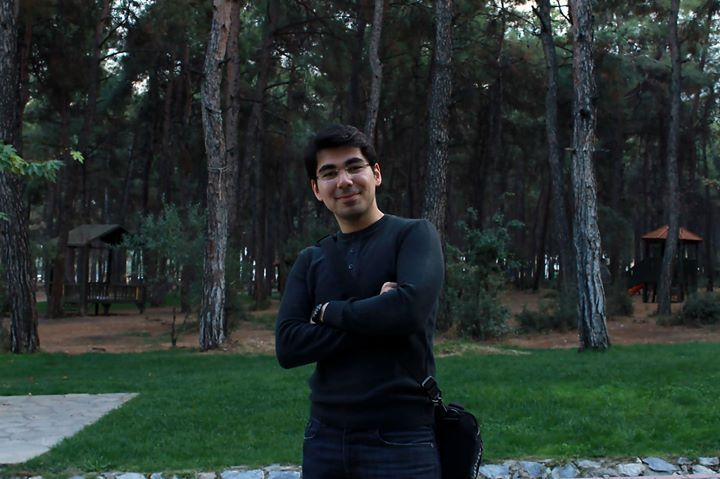 Ali, 29, Ankara, Turkey