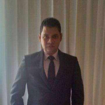 Jseph Tadeus, 40, Mexico City, Mexico