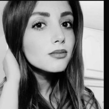 Chaima Guesmi, 24, Tunis, Tunisia