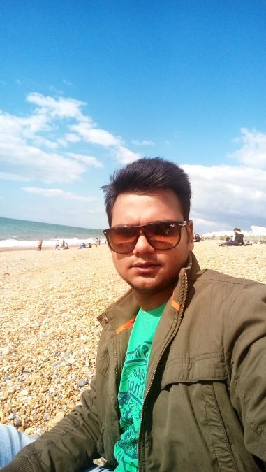 Ashish, 31, Ghaziabad, India