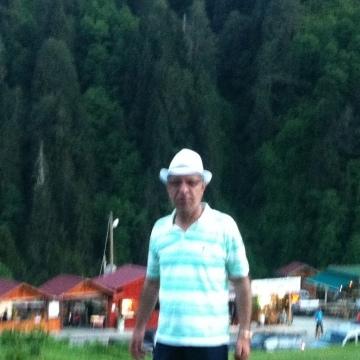 nail uludemirciler, 57, Istanbul, Turkey
