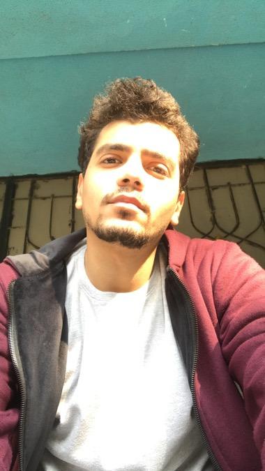 Shady, 24, Cairo, Egypt
