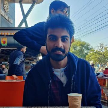 Anmol Sethiya, 26, Jaipur, India