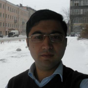 Shahin, 31, Baku, Azerbaijan