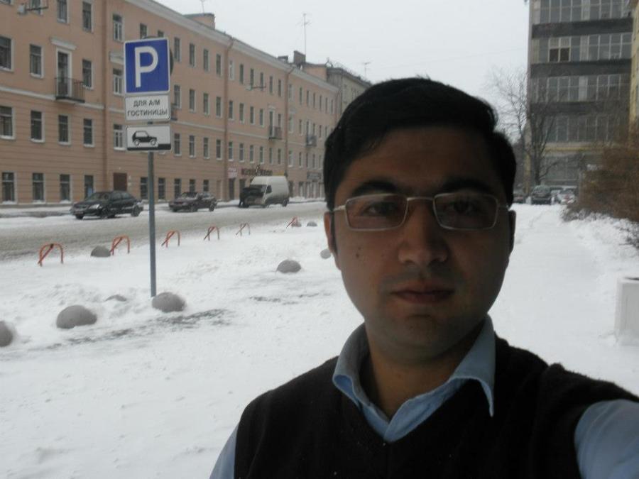 Shahin, 34, Baku, Azerbaijan