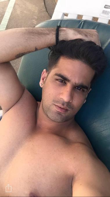 Anshul Kalra, 31, New Delhi, India