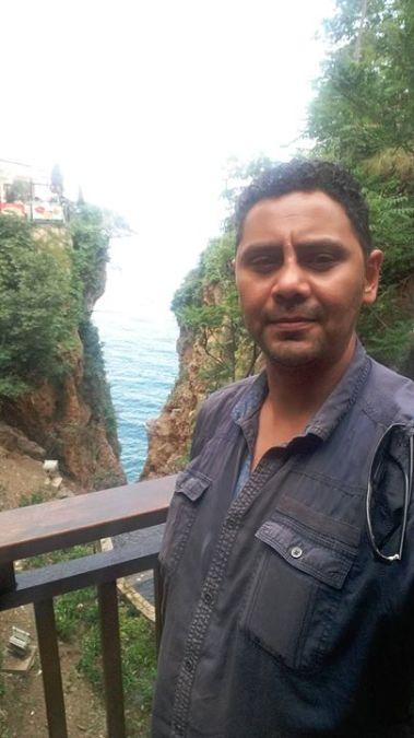 Ramazan Akay, 43, Antalya, Turkey