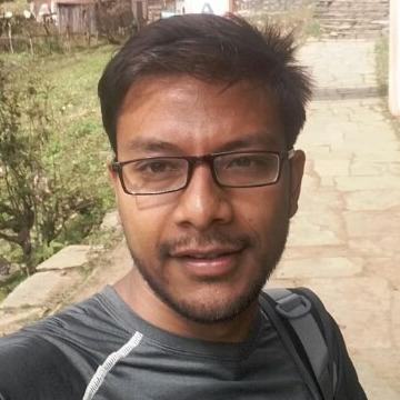 Anis, 30, Kathmandu, Nepal