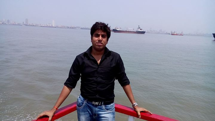 Ashish Goyal, 29, Mumbai, India