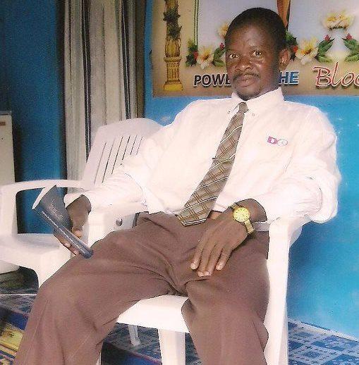 William Tarlue, 43, Accra, Ghana