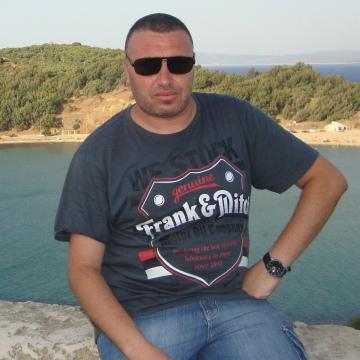 Mourad Bensafi, 42, Constantine, Algeria