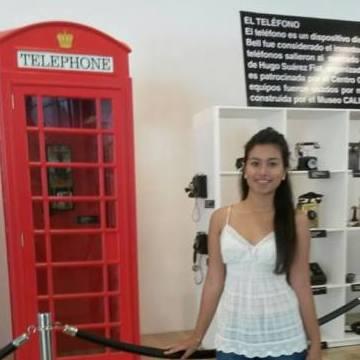 MARIA PAULA, 24, Cali, Colombia
