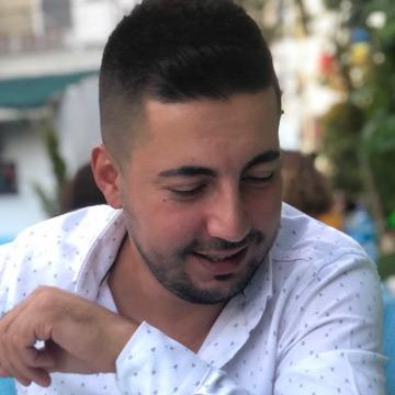 Hamdi, 29, Tekirdag, Turkey