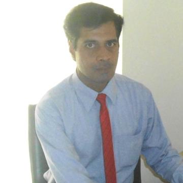 Muhammad Arshad, 39, Lahore, Pakistan