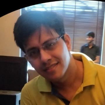 Nikhil Sharma, 31, New Delhi, India