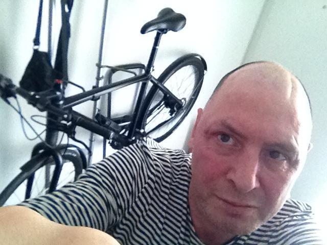 Jay Edwards, 50, Zurich, Switzerland