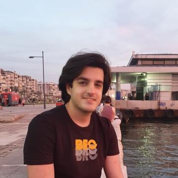 Halit, 20, Izmir, Turkey