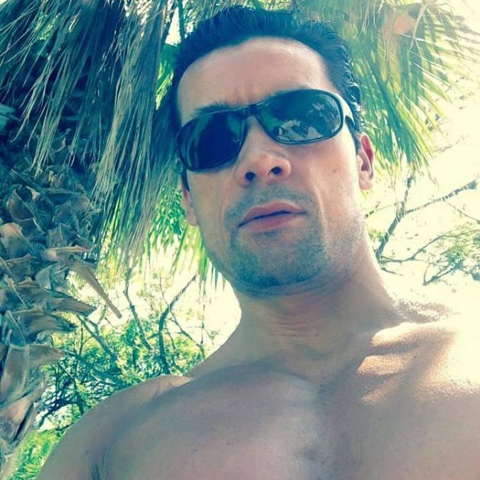 Sergio Valle, 47, Mexico City, Mexico
