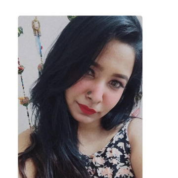 Ushma, 25, Chennai, India