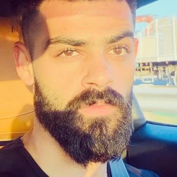 Moustfa Adnan, 29, Dubai, United Arab Emirates