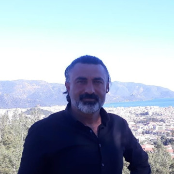 Mesut Usta, 46, Mugla, Turkey