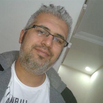 Tolga Saygın, 45, Istanbul, Turkey