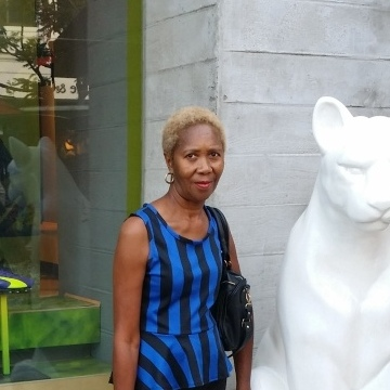 Jo Ann Celestine, 69, Los Angeles, United States