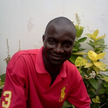 andrew dymen, 44, Thies, Senegal