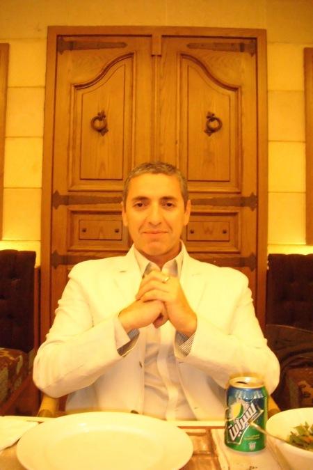 Stefan Mcdad, 53, Dubai, United Arab Emirates